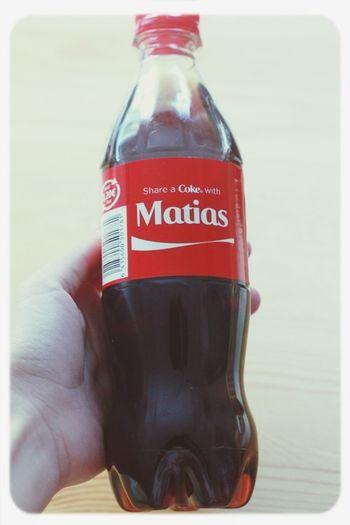 ^^ Coke Coca-cola Matias : )