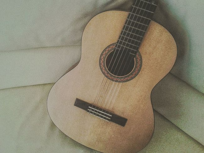 Nothing's quite as Classic as a Classical Guitar.