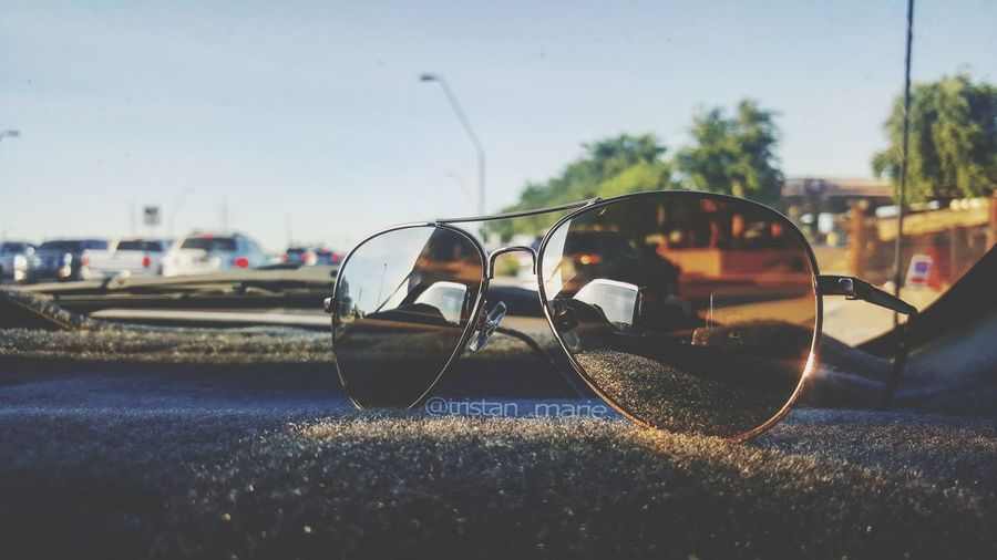 Cellphone Photography Sunglasses Reflection Close-up Lifestyles Photography Fashion Syle Beautiful Sky Summer Sunset Day No People Color Photographyislife Photographylovers Photolife Love Amaturephotography Amaturephotographer