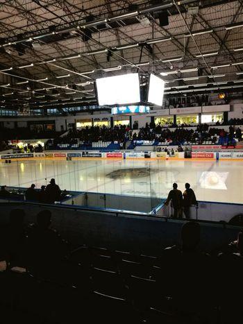 Ice Rink Icehockey People Stadium Kladno Playoff First Eyeem Photo