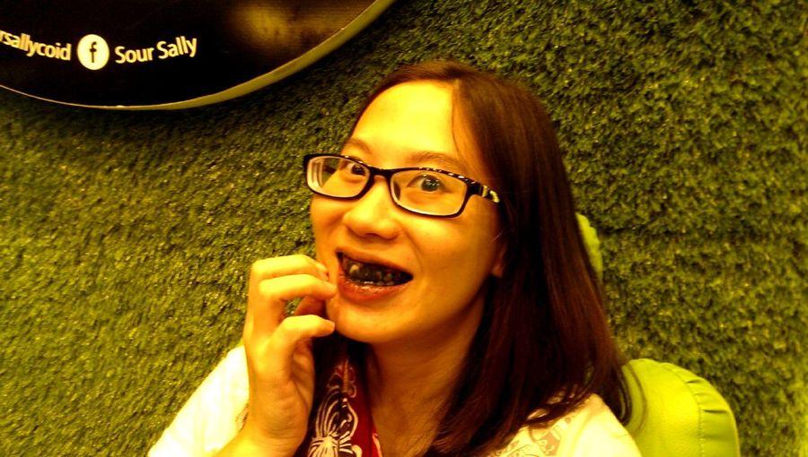 Love my teeth