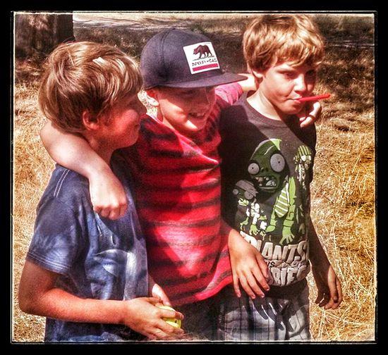 Buddies Summer 2014 ☀️ Kids Ldubois