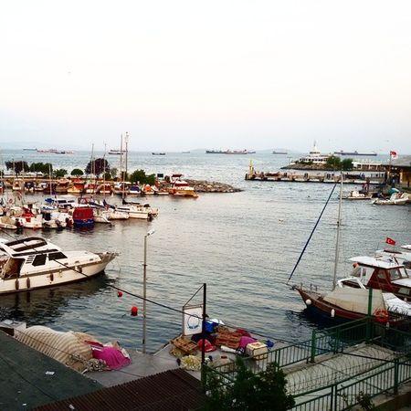 ساحل بكركوي في اسطنبول تركيا _____________________________ Turkey Istanbul bakırköy sahil marmara_sea