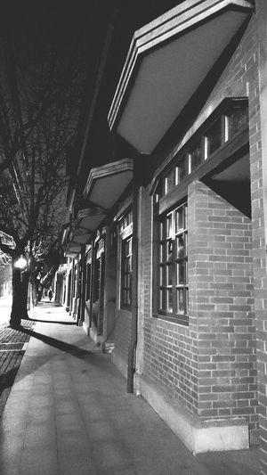 west Jianguo Rd. Blackandwhite Myfavoriteplaces Memories