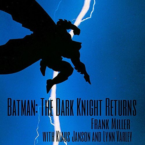 The Dark Knight Returns heralded the coming of a new age in comic books. It revolutionized the way comics are written, it was more than just a hero in a tight suit fighting crime. It was a thought provoking action packed thriller that not only was awesome, but made you think twice about what you just read. It also gave Batman his balls back, making him more of a badass than he ever was in previous incarnations to this masterpiece. From start to finish, each page is filled with action, thought-provoking dialogue, and memorable artwork that is appropriate to the year it was made and released. Sure, the artwork may not be the best, but it represents Gotham City as a cespit of corruption, and poverty. Arguably THE best comic book ever made! TheDarkKnightReturns Batman