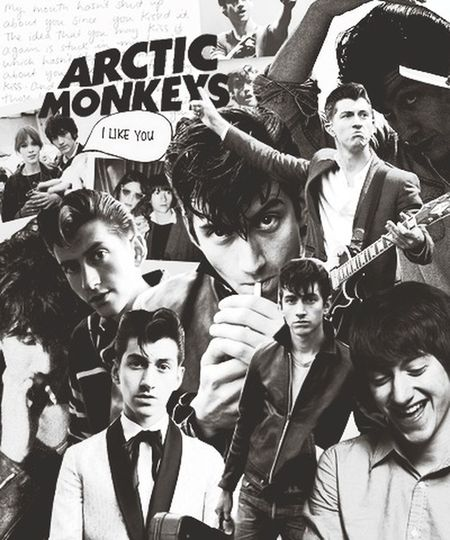 Arctic Monkeys Alex Turner My Love