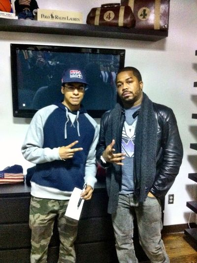JustBlaze And Me