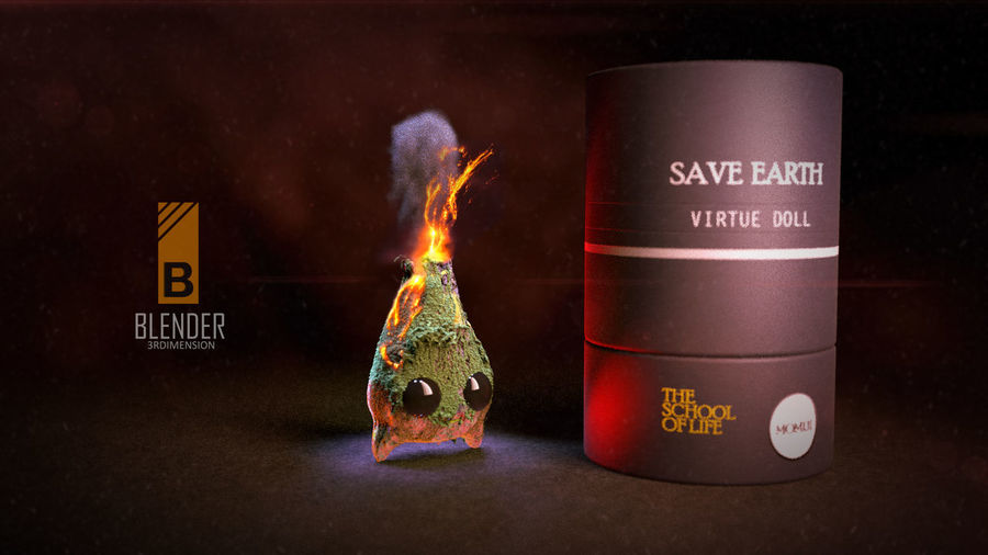 Save earth toy