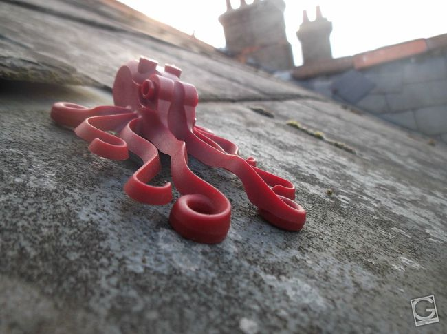 Um... 'modern art'? #Lego #toyphotography