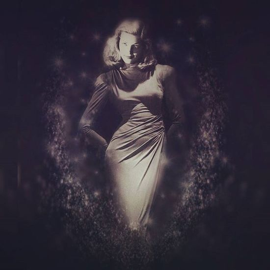 The stunning LaurenBacall Photomanipulation Digitalart  Hollywood Timelessbeauty