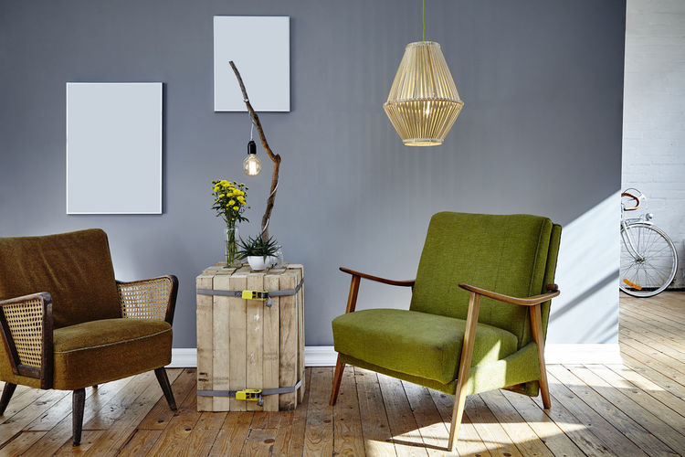 Chair Day Electric Lamp Floor Lamp Furniture Home Interior Home Showcase Interior Indoors  Lamp Shade  Living Room Modern No People Side Table Sofa Table