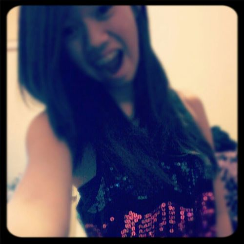 My sparkle shirt.
