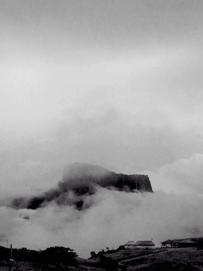 Kukenantepuy Tepuy Landscape Eyeem Black And White Blackandwhite Black And White