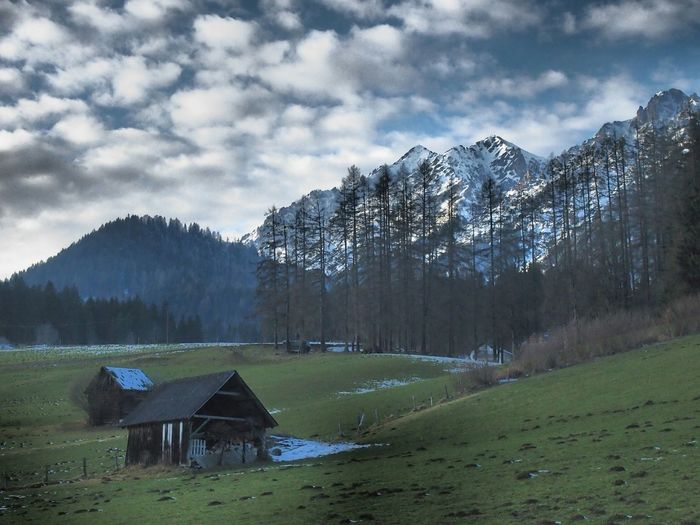 Landscape_photography Landscape Wintwer Nature Mountain