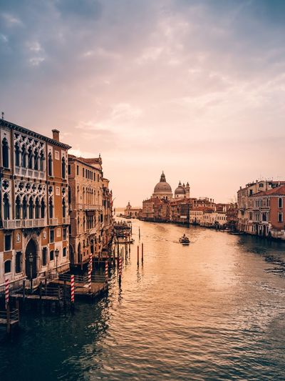 Enter Venice Venezia Venice, Italy Italy Italia Architecture Built Structure Sky Water Waterfront Sunset Travel Destinations Day City Building Exterior Travel Traveling Cityscape Cityscapes Travel Photography EyeEm Gallery Photooftheday Canal Architecture EyeEm Best Shots