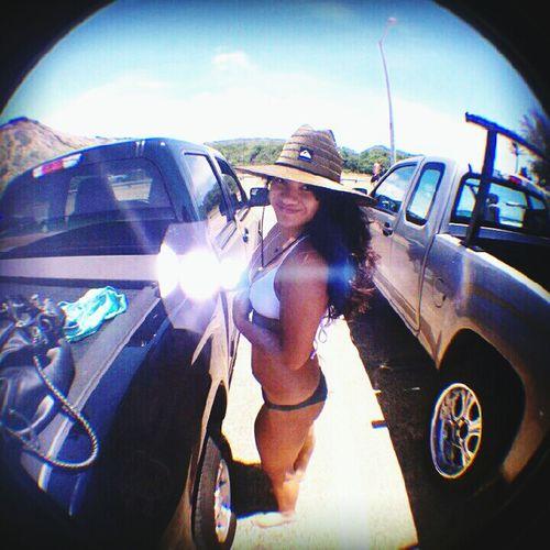 Beach Photography Enjoying The Sun Hawaiian Women Polynesian Woman ;)