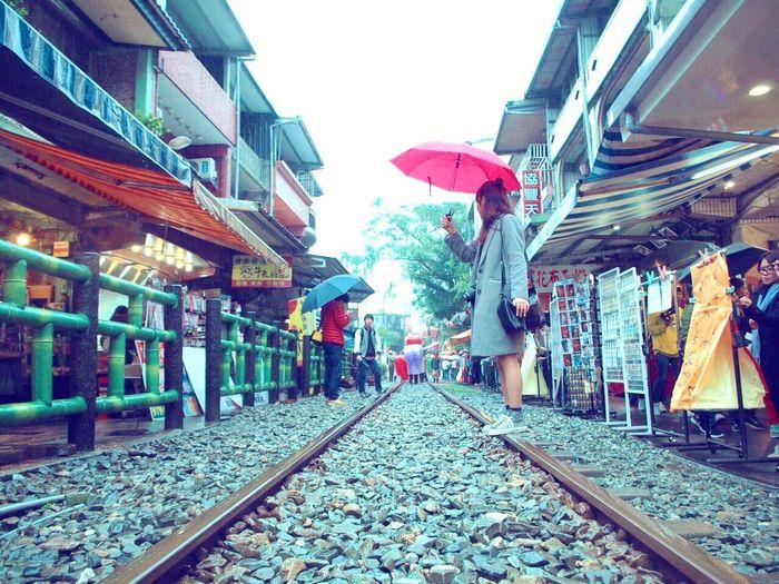 線路 That's Me Hello World Train Traveling Travel Photography Trip Taiwan Taking Photos Journeyphotography