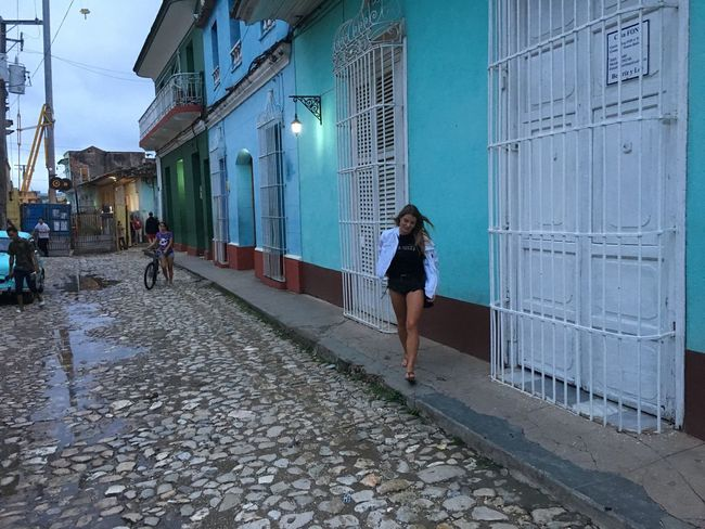Trinidad, Cuba Travel Cuba Relaxation Happiness Hanging Out