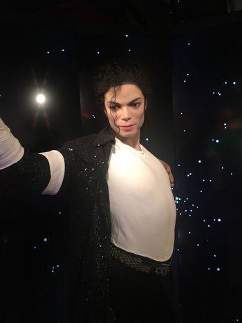 Michael Jackson Wax Museum Wax Figure Madametussauds
