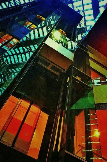 Elevator Urban Landscape Urban Geometry EyeEm Best Edits