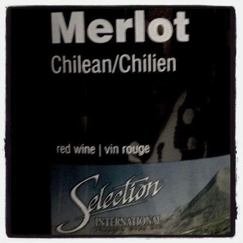 30 bottles of Chilean Merlot.