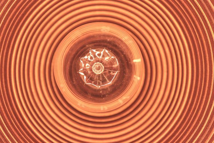 Full frame shot of filament