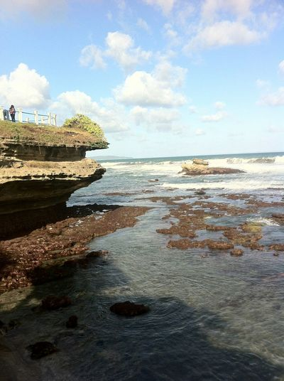 Endah Hello World Beach Batuhiubeach Beachphotography Exploretasikmalaya Iphonesia Amazingtasikmalaya Enjoying The Sun Jalanjalanmen INDONESIA