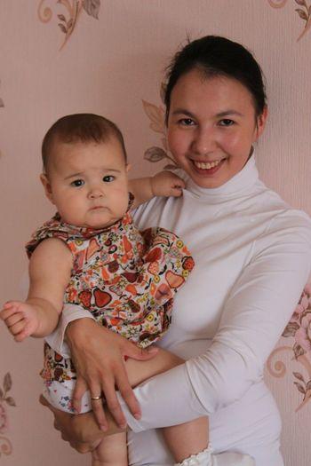 Счастье на руках! Baby Smiling First Eyeem Photo