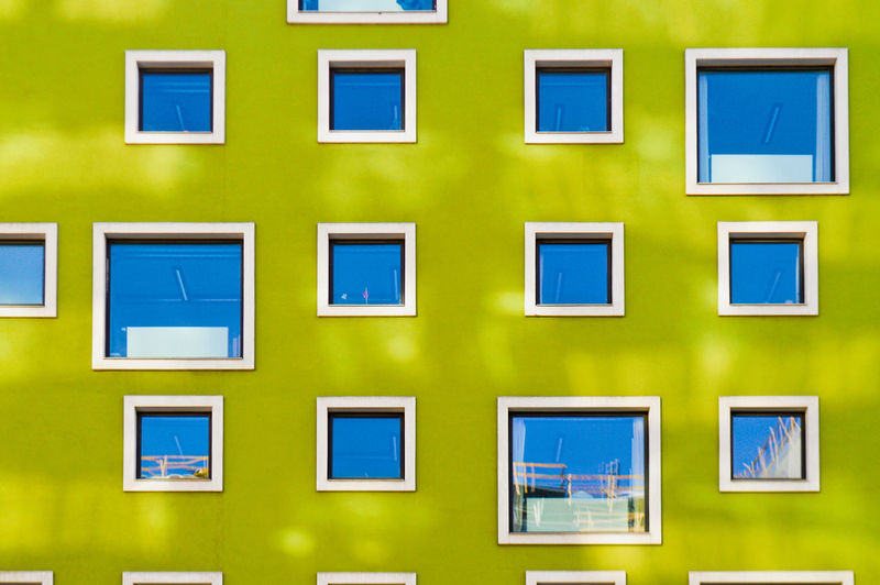 b l o k u s Outdoors Travel Travel Destinations Copenhagen Street Streetphotography Lines Geometric Shape Pattern Pattern, Texture, Shape And Form Square Built Structure Building Exterior Building Modern Modern Architecture Architecture Architecture_collection Architectural Feature Architectural Detail Man Made Object Man Made Man Made Structure Green Color Green Close-up Window Blue No People Full Frame Backgrounds Residential District Side By Side Day Glass - Material In A Row City Repetition Low Angle View Shape Reflection The Minimalist - 2019 EyeEm Awards The Architect - 2019 EyeEm Awards