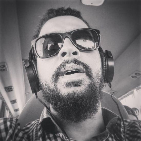 Front View Sunglasses Beard EyeEmNewHere Business Stories An Eye For Travel Adventures In The City