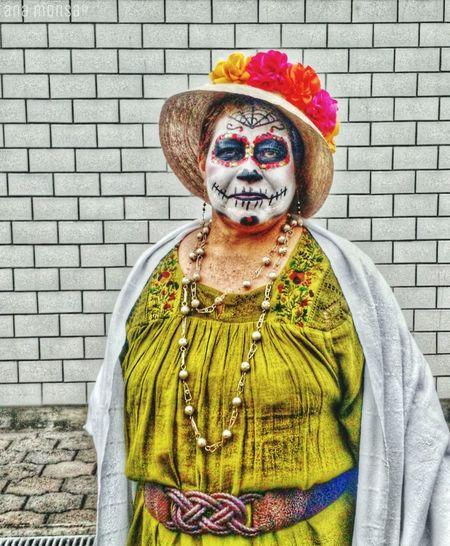Catrina Colors Photography Cultura Mexicana People Edition Mexico