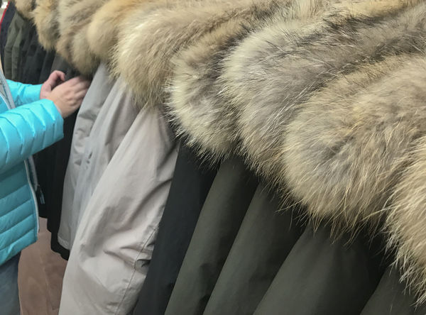Fur jacket for sale in Winter Sale Boutique Department Store Fashion Sale Soft Textiles Winter Women's Outfitters Clothing Female Fluffy Fur Jacket Fur Vest Luxury Offer Summer Sale Outerwear Shop Warm Women's Clothing Women's Fashion