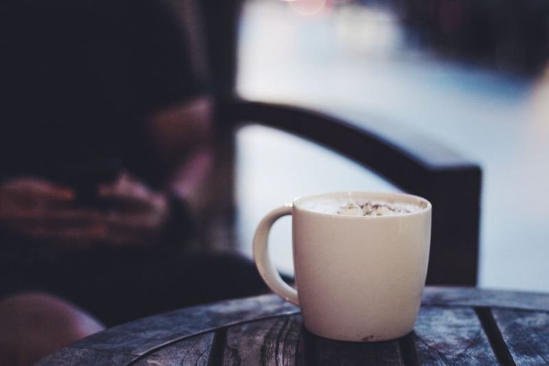 Coffee is man's best friend. Especially Starbucks