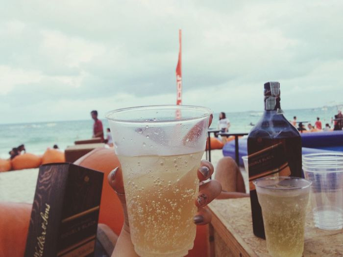 Before out of control Beachparty Kohsamed Rayong Relax