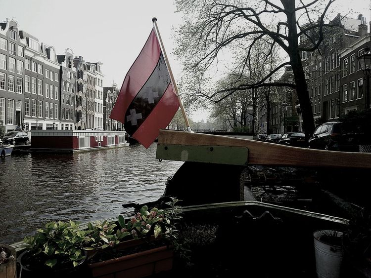 Boat Amsterdam Canals City x x x