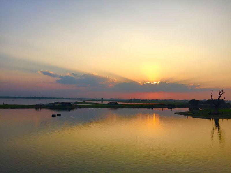 Ubeinbridge Myanmar Fisherman Pescatore The Great Outdoors - 2016 EyeEm Awards