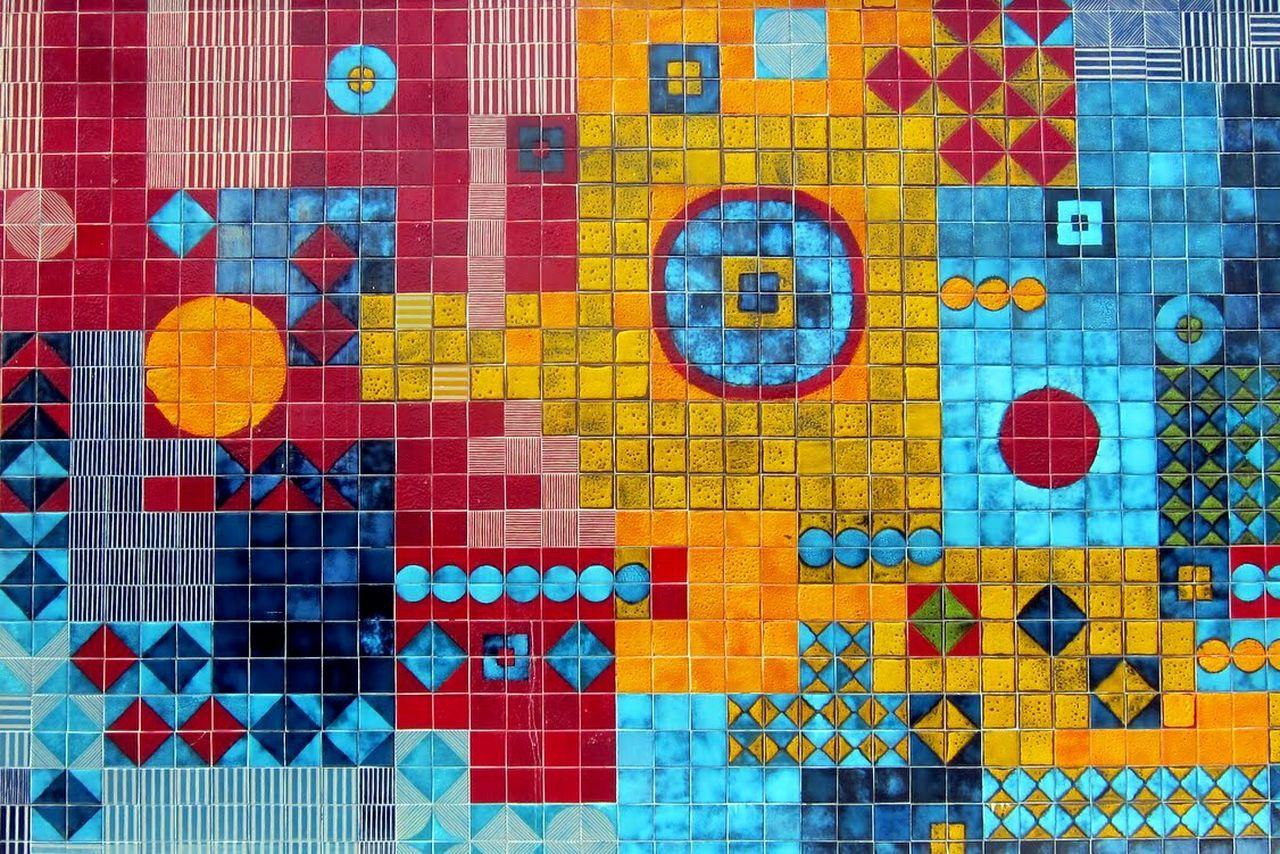 pattern, communication, backgrounds, no people, data, technology, multi colored, close-up, chart, day, pixelated