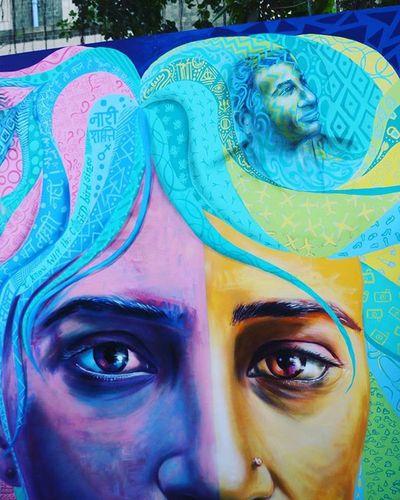 Great art and painting exhibition in @Kalaghodafestival of @mumbai Kalaghodafestival Respectforwomen Narishakti Photography Travelphotography Awesomepainting Painting Canon760D Canonphotography @stories.of.india Maharashtra_ig Instamaharashtra Bhatka_jiv Mumbai_ig Canon_ig Mumbaifestival Cityofdreams  MumbaiDiaries Mumbaimerijaan Trevelindia Artfestival Streetart