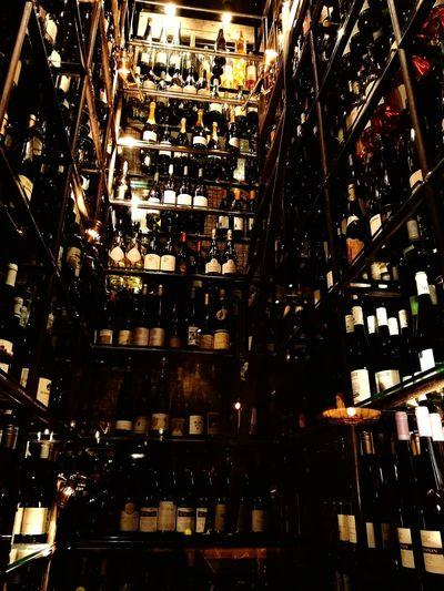 thirsty? Wine Cellar Wine Cellar Huge Illuminated Winetasting Wine Rack Wine Bottle