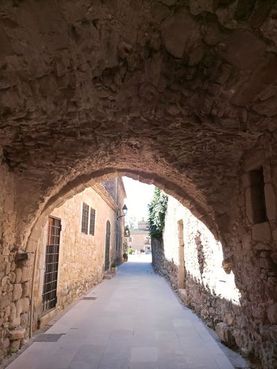 Peratallada Pueblo Medieval Medieval Village Medieval Architecture Catalunya Catalunyaexperience Catalonia