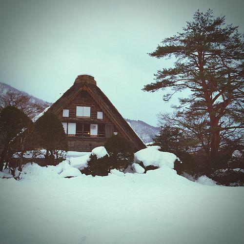 白川郷 Snow Gifu 合掌作り集落