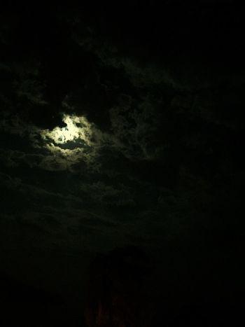 Moonlight Sky 💙 Darkness And Light Black Dark Moonlover