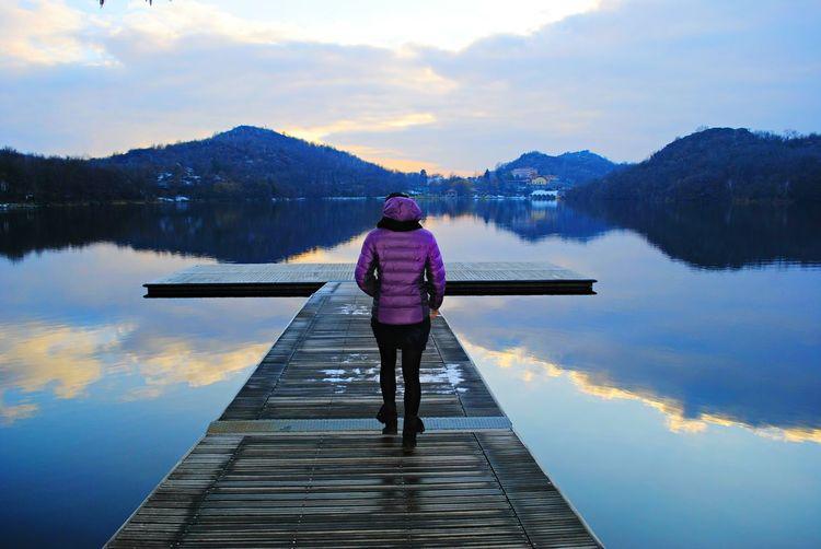 Lake Lake View Love Phptography Nikon Walter Reflection
