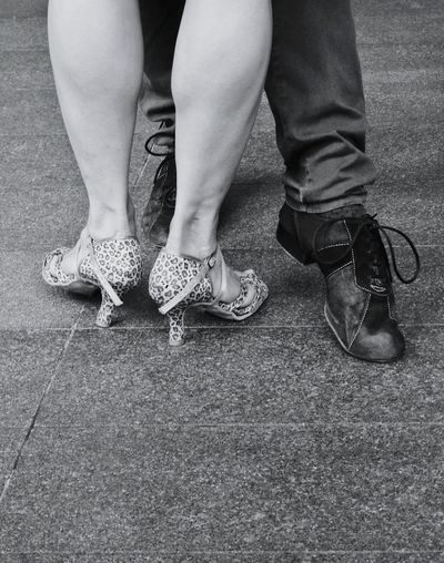Dancing feet Day Human Body Part Human Leg Shoe Adult Outdoors Close-up Black And White Dance Dancers Tango Dancers Tango Shoes Dance Show Movementphotography Pair Of High Heels Pairofshoes Manandwoman People Encounters Sunday Afternoon Dancingfeet Animalprint Fresh On Eyeem  Sommergefühle Let's Go. Together. The Week On EyeEm The Street Photographer - 2018 EyeEm Awards Analogue Sound