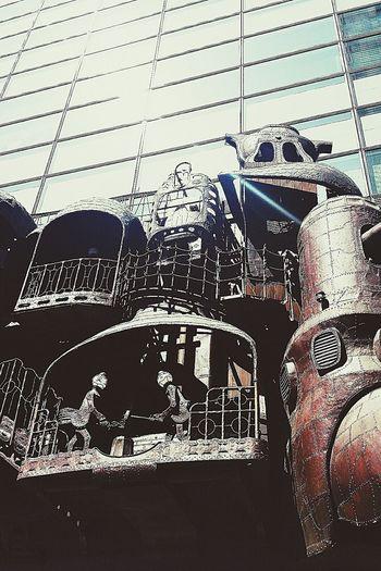 Art Installation Art Hayao Miyazaki Tokyo Japan Travel Photography