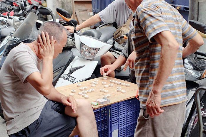 Street People Men Streetphotography Macau Street Photography Chess Chinese Chess