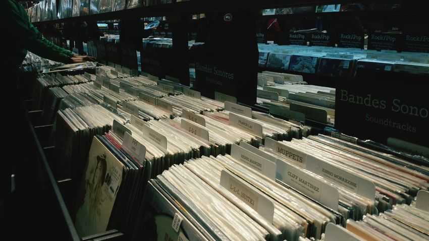 Musiclife Vinyl Records Downtown Montreal Montrealday 33tours My Place Love Music  🎶🎸 by: •_mconnolly