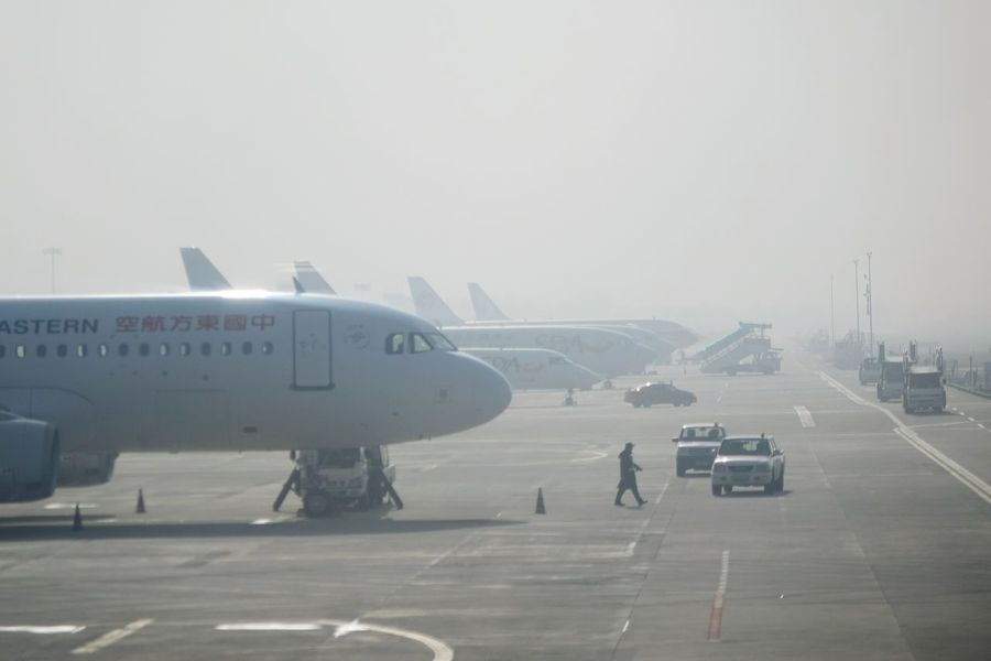 China Photos Airplanes Airport Airplane In The Terminal Travel Streamzoofamily