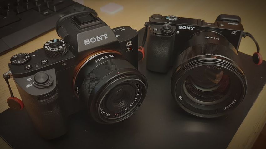 my babies.. A7r2 Sony Italy Sony A7r2 Samsungphotography A6k A6000 Sony Zeiss Photography Themes SLR Camera Camera - Photographic Equipment Technology Black Color Digital Camera Close-up Lens - Optical Instrument Lens - Eye Photographic Equipment Movie Camera Photographer Digital Single-lens Reflex Camera Camera