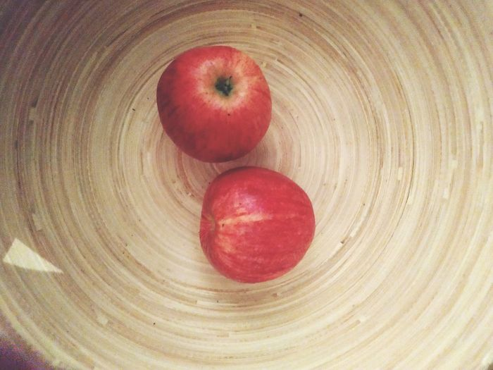 Full frame shot of apple